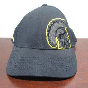 USC Trojans Authentic Apparel Black Flexible Hat